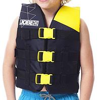 Дитячий страхувальний жилет Jobe Nylon Youth Yellow
