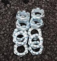 Гайка М42 ГОСТ 5919-73 класса прочности 8.0, фото 1