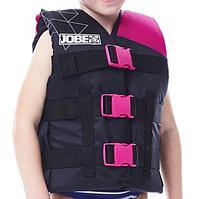 Дитячий страхувальний жилет Jobe Nylon Youth Pink