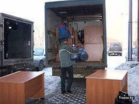 Квартирный переезд мебели в ровном