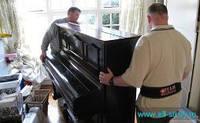Как разобрать пианино+для перевозки в ровном
