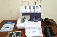 Швейный оверлок Medion MD 16600/14302 + Швейная машинка MD 17329, фото 1