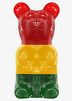 Мармеладный медведь 24 см! Giant gummy bear - Гигантский медведь со вкусами вишни, лимона и яблока