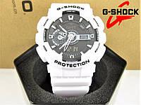 Часы Casio G-Shock GA-110 white/black. Реплика ТОП качества!, фото 1