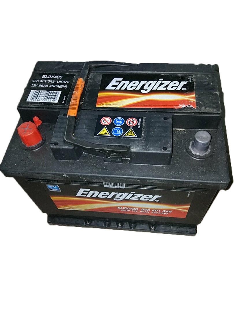 """Аккумулятор 56Ah-12v Energizer  L, EN 480 - АВТОМАГАЗИН """"МОНОЛИТ"""" в Донецкой области"""