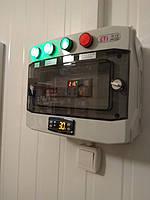Щит управления холодильной установкой