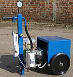 Доильный аппарат для коров АИД-1Р масляный, стаканы нержавейка, фото 4