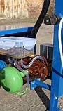Доильный аппарат для коров АИД-1Р масляный, стаканы нержавейка, фото 5