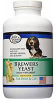 Комплекс витаминов для собак и кошек для кожи и шерсти Four Paws Brewers Yeast with Garlic - 250 табл.