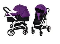 Коляска прогулочная Fortuna CRL-9001 Purple 2в1