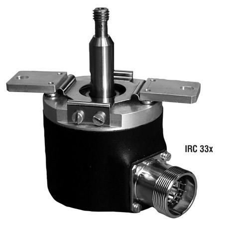 Инкрементальный ротационный  энкодер IRC330 – 335