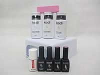 Стартовый набор гель-лаков KODI 10 предметов