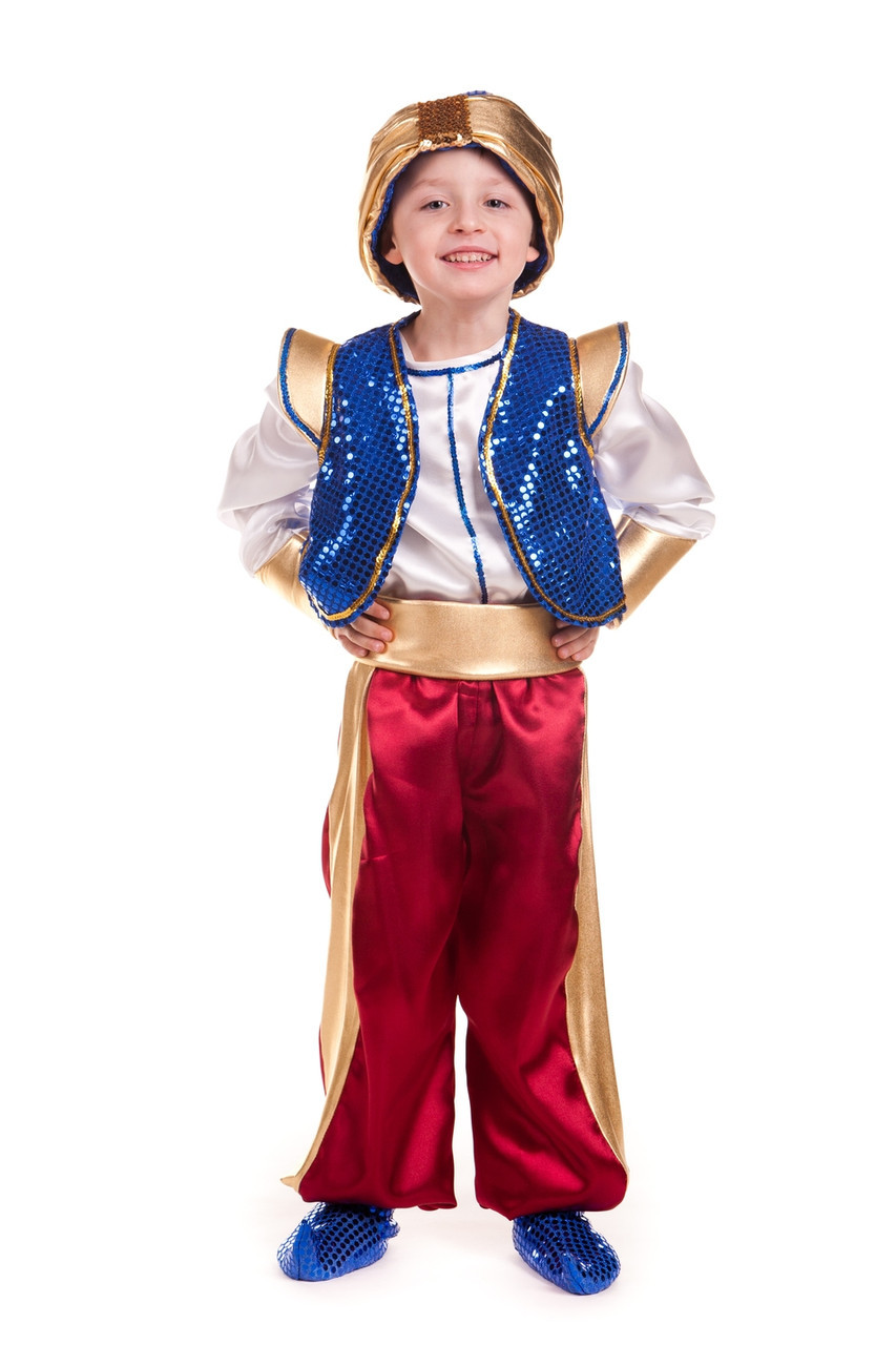 костюм алладин