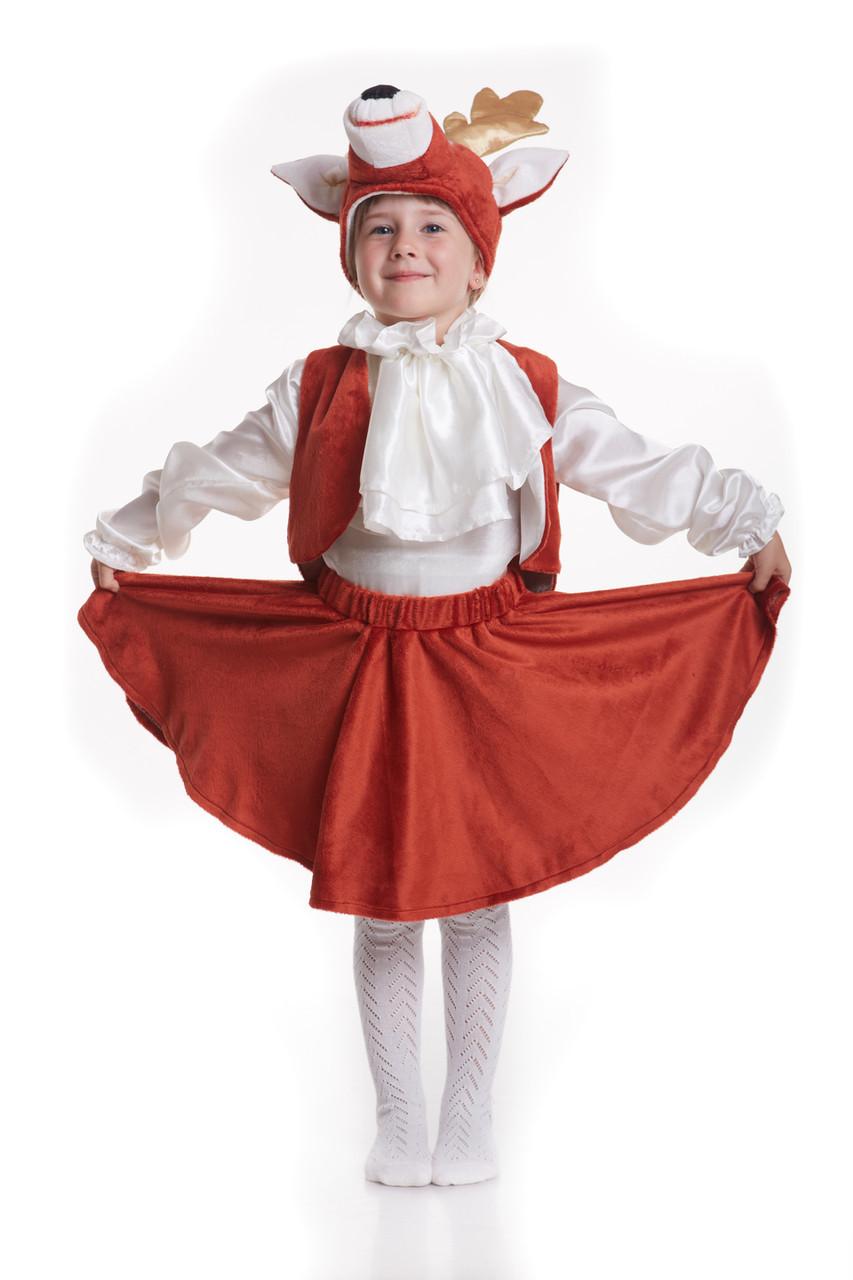 карнавальный костюм олененок