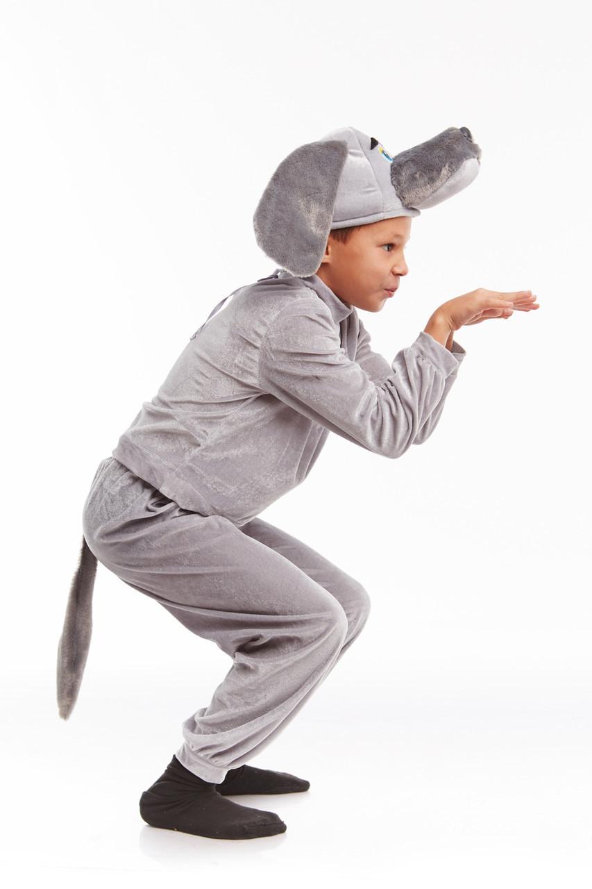 Детский карнавальный костюм Собачка (Пёс)