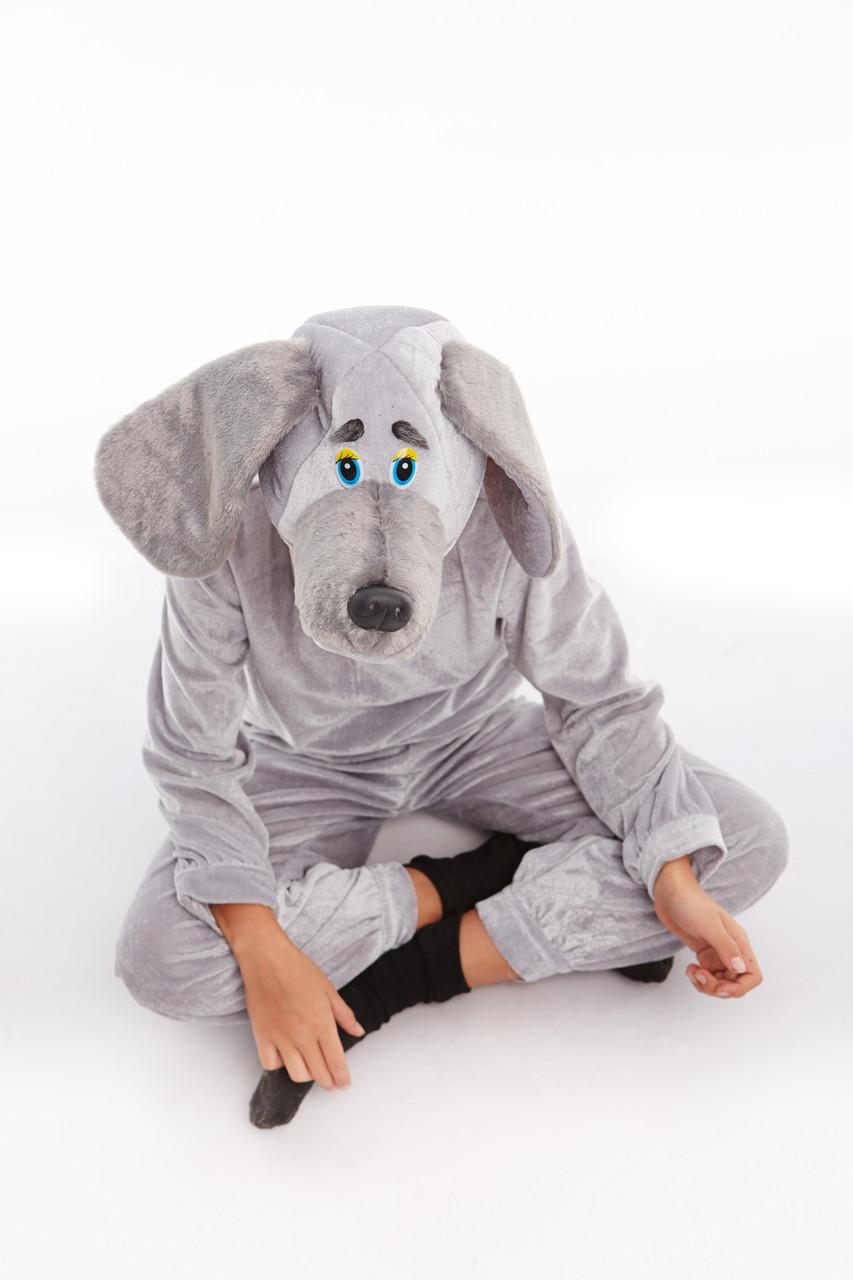 карнавальный костюм собака пёс