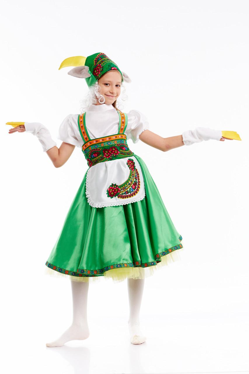 карнавальный костюм коза мама