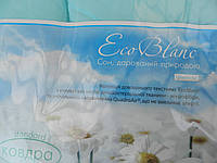 "Одеяло  микрофибра  полуторка  "" Эко Бланк ""  (Л.Ю.С.)"