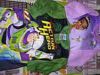 Слип,человечек,пижамка флисовый,0 мес - 12 лет,США