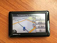 Автомобільний GPS навігатор Garmin Nuvi 1490 + NavLux 2017 R3, фото 1