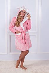 Халат махровый женский Sofi Soft K 10821