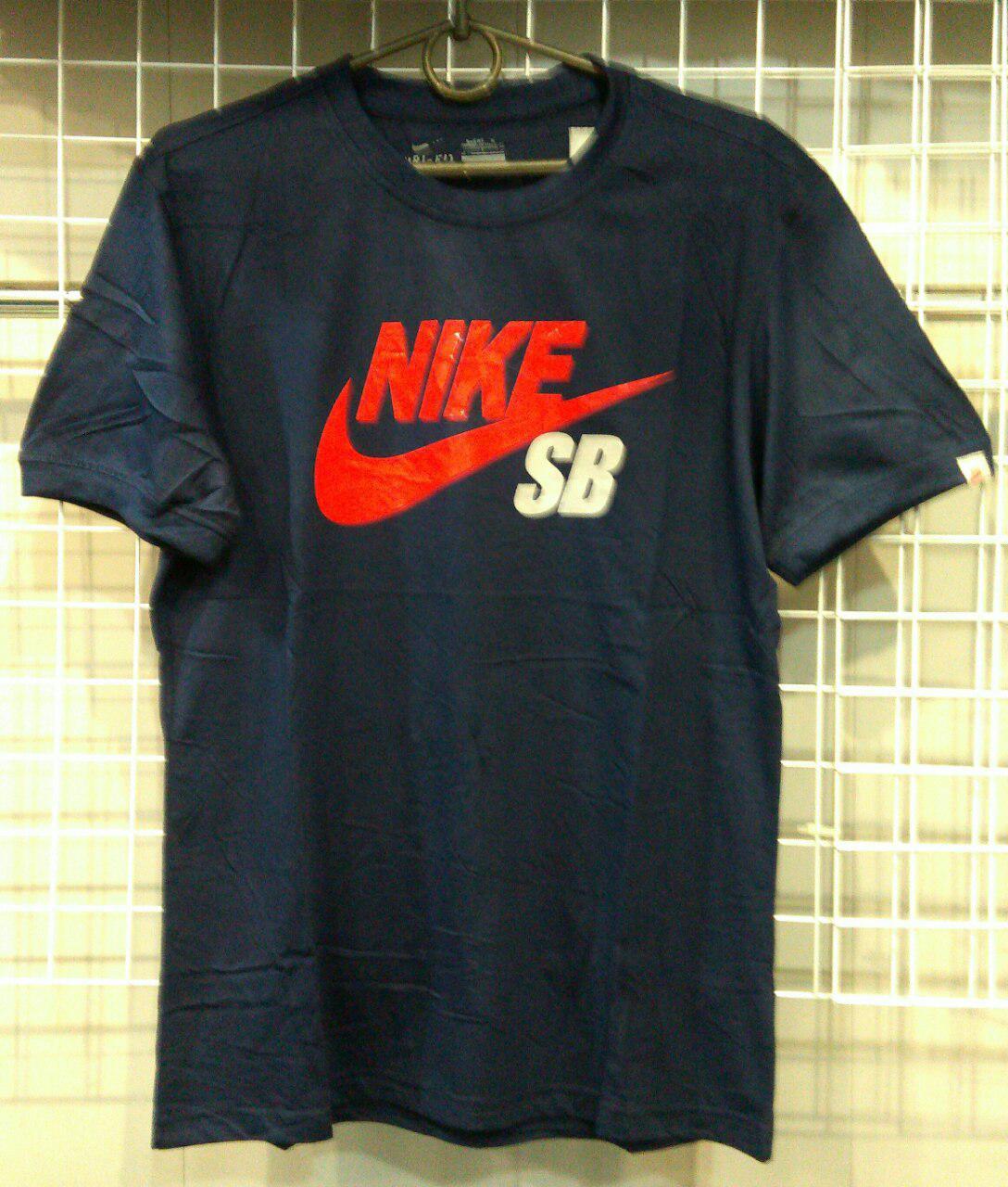 Мужская футболка Nike из хлопка, копия