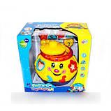 Детский волшебный музыкальный горшочек, сортер Joy Toy 0915 /699736 R/2056 7TongDe, фото 3