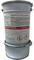 Епоксидна 2-компонентна прозора смола Weripox® 101, пак. 10 кг / Эпоксидный наливной пол. Эпоксидный грунт