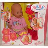 Кукла пупс Baby born 8001-3 Bambi, фото 2