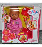 Кукла пупс Baby born BB 8001-4, фото 3