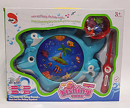 Рыбалка На батарейках DQ6007 Китай