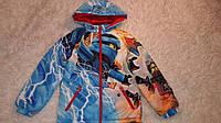 Куртка для мальчика  весенняя 134-140-146 Ниндзяко (И.Н.Г.)