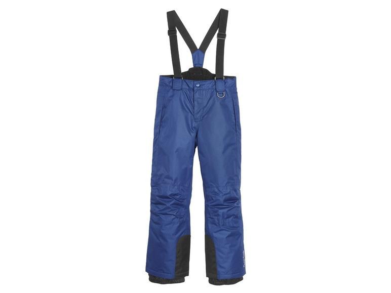 Зимние лыжные синие штаны CRIVIT р.158/164
