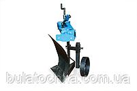 Плуг с опорным колесом для мотоблока (регулируемый), фото 8