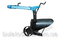 Плуг с опорным колесом для мотоблока (регулируемый), фото 7