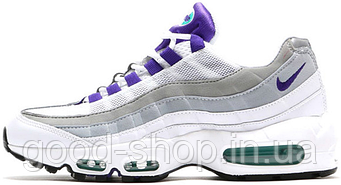 "Женские кроссовки Nike Air Max 95 ""Grape"""