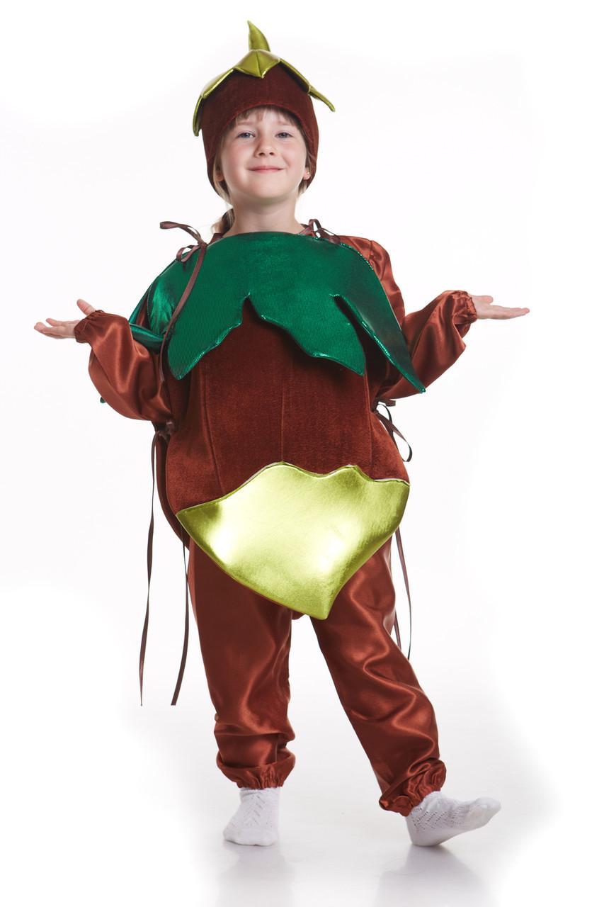 Детский карнавальный костюм Орешек
