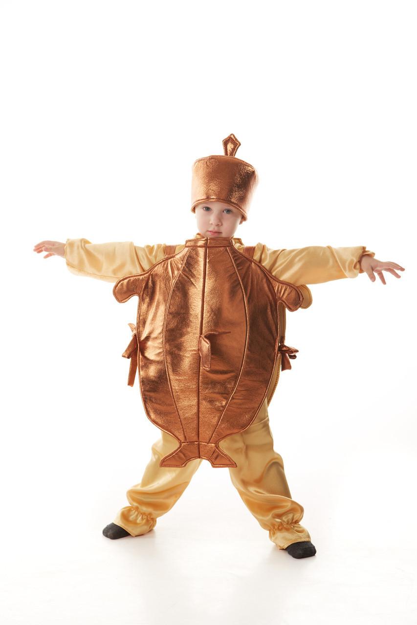 Детский карнавальный костюм Самовар