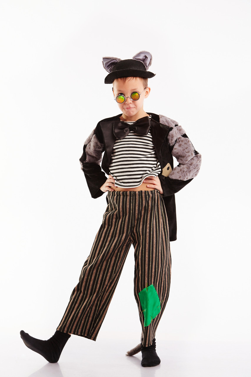 Детский костюм Кот Базилио