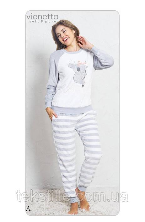 Пижама женская брюки SNK92 3360