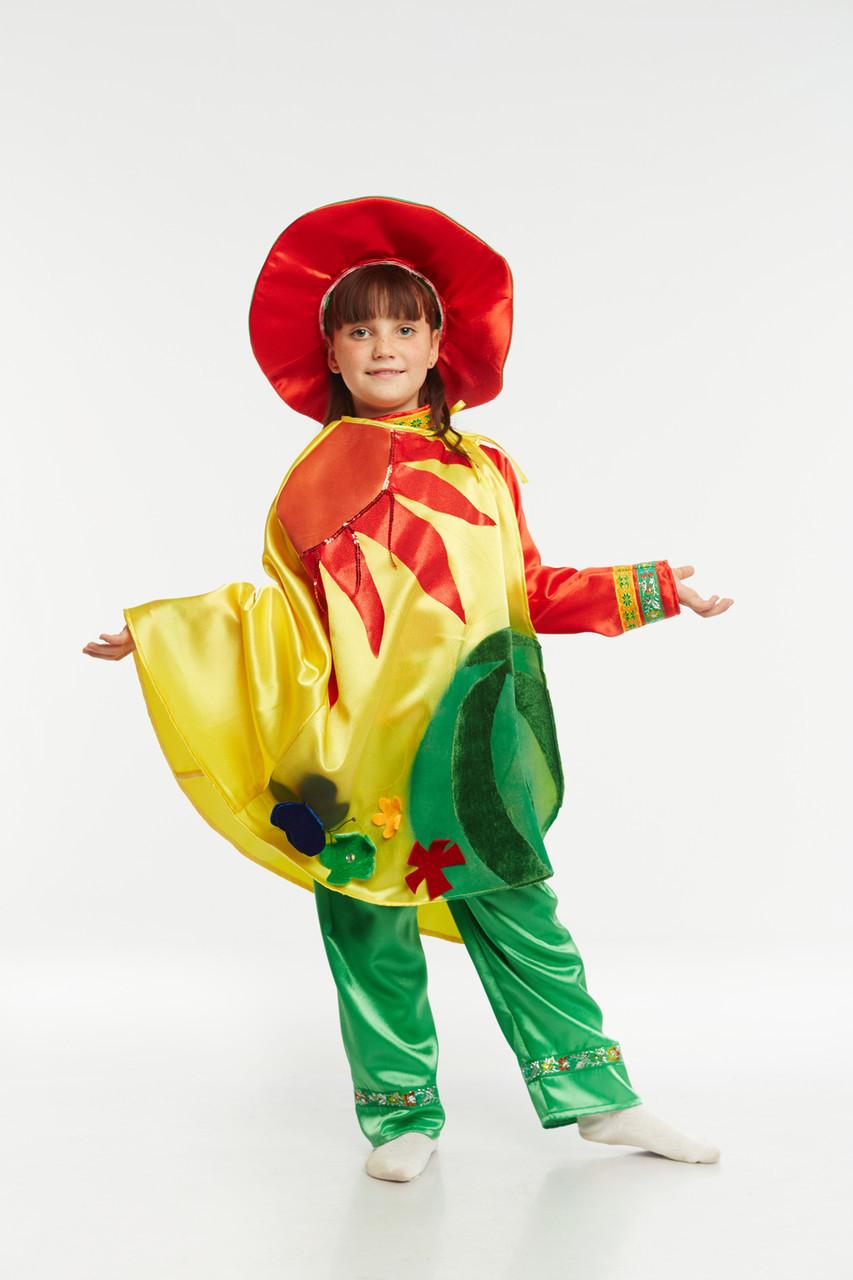 Детский костюм Месяц «Август»