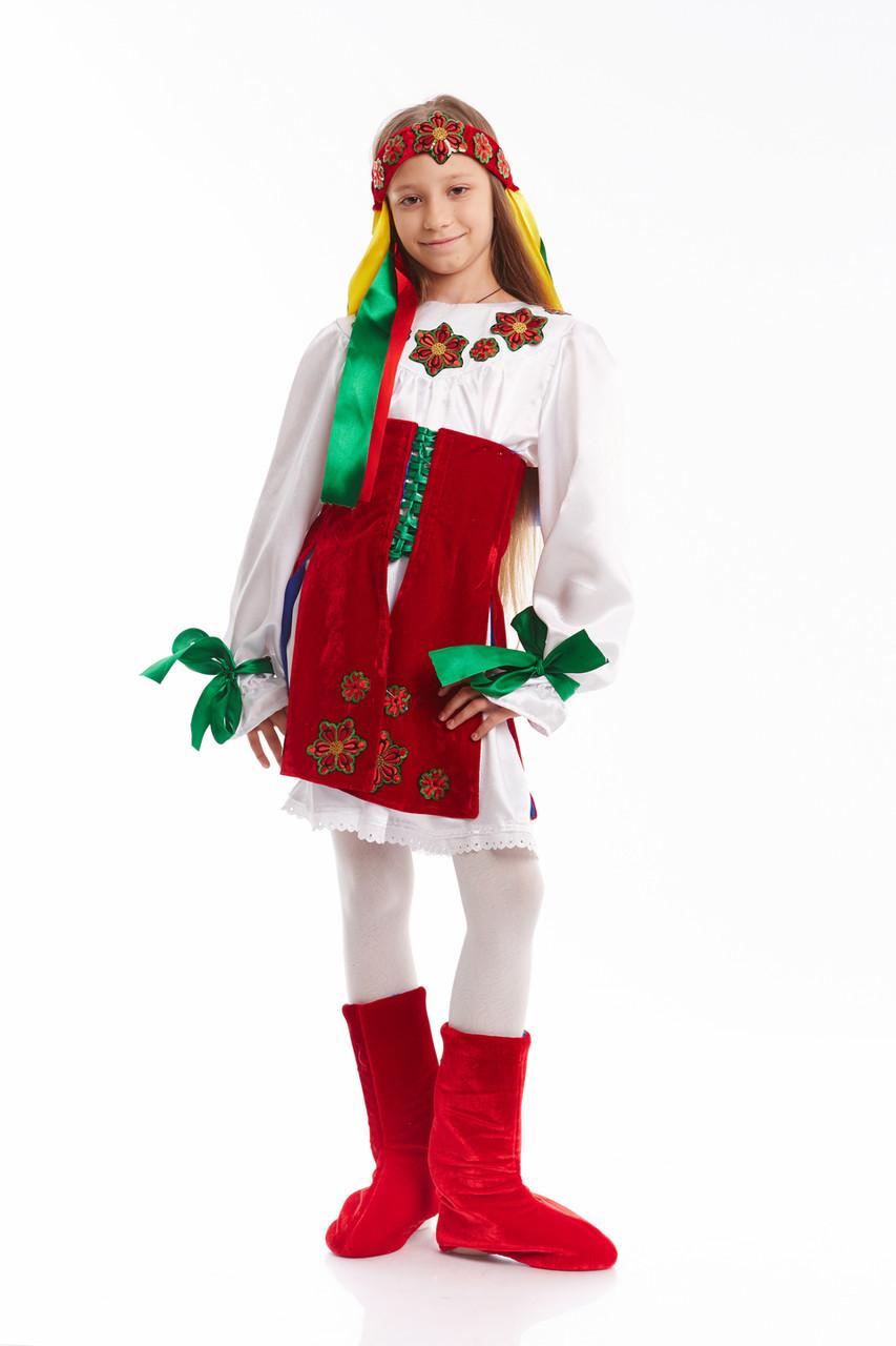 Детский костюм Украинка «Журавка»