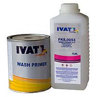 Грунт протравливающий Ivat Wash Primer 1:1 с отвердителем