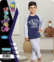Пижама детская для мальчика SEXEN 2040