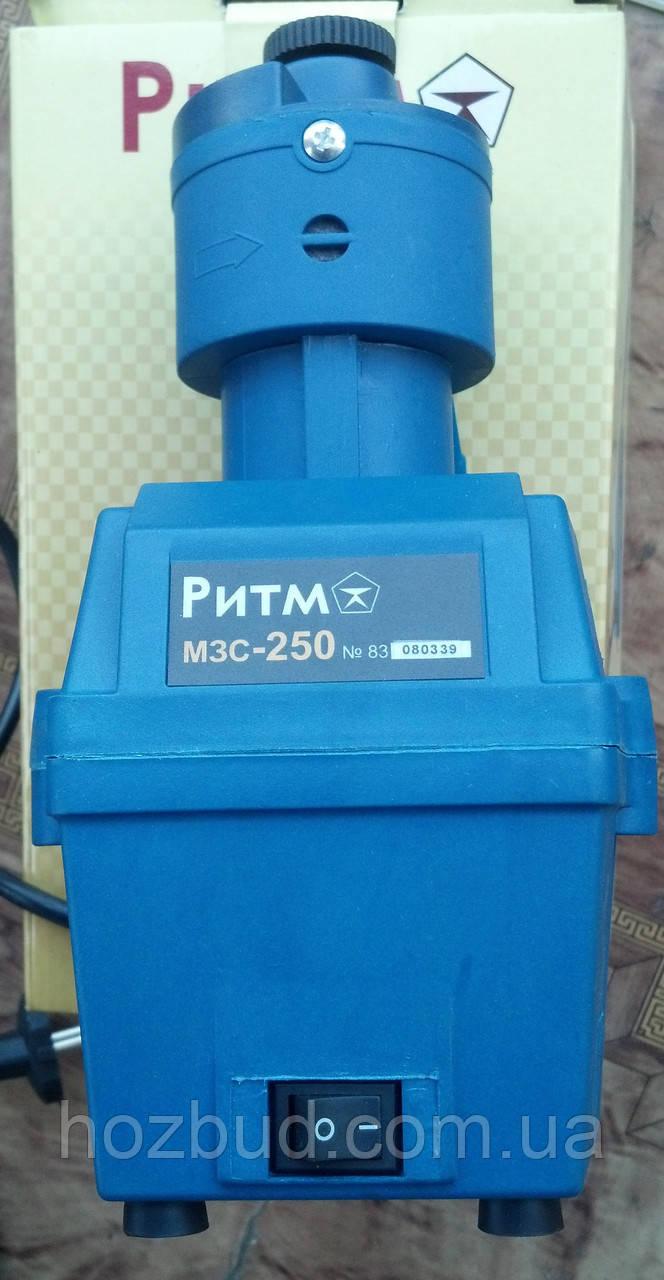 Заточной станок для сверл РИТМ МЗС-250