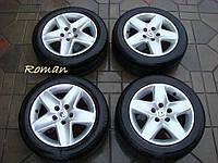 Колеса R16 диски резина 205/55 R16 Рено Меган 3 Сценик 3 Лагуна 3 Флюенс 5х114.3