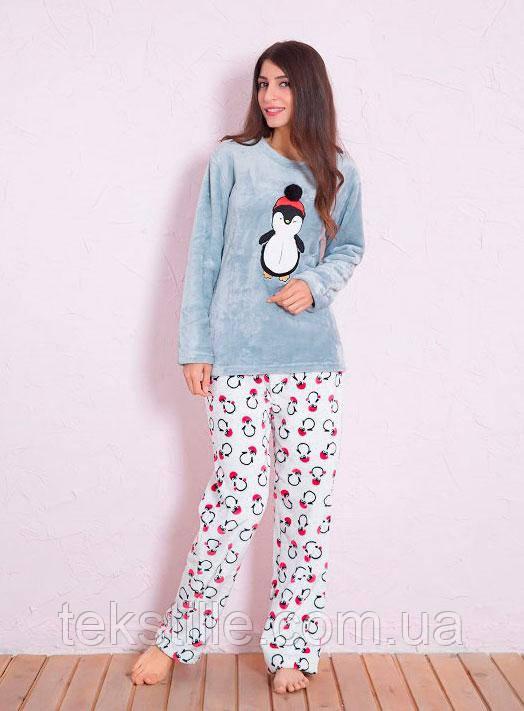 Пижама женская брюки SNK39 3303