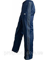 Мужские спортивные брюки, штаны Adidas из плащевки на х/б подкладке копия