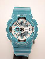 Часы детские наручные Casio Baby-G, часы детские Касио