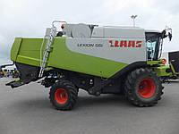 Зерноуборочный комбайн CLAAS Lexion 550 2007 года, фото 1